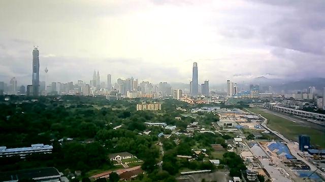 View Kuala Lumpur Cityscape